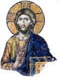 Jesus mosaic Royalty Free Stock Image