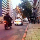 18 de朱利奥(乌拉圭) 库存图片