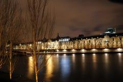 de法国institut巴黎 库存照片