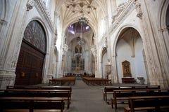 de胡安・ los monasterio雷耶斯・圣・托莱多 免版税库存照片