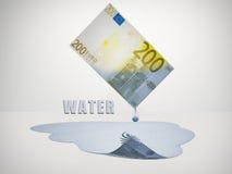 De água doce ilustração do vetor