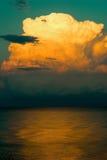 ¡De Ð ruidosamente sobre el mar Fotografía de archivo libre de regalías