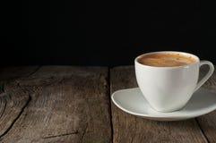  de Ñ de café avec profondément de crema image stock