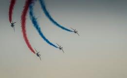 de Γαλλία patrouille Στοκ φωτογραφίες με δικαίωμα ελεύθερης χρήσης