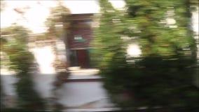 De 'Falkenberg Elster 'a 'Dresden ' almacen de metraje de vídeo