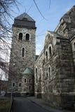De 'Alesund-Kerk 'een evangelische lutheran parochiekerk royalty-vrije stock afbeeldingen