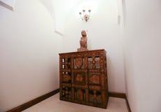 """De """"Wijsheid van de Aarde"""" door Roemeense beeldhouwer Constantin Brancusi Royalty-vrije Stock Foto's"""