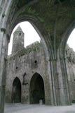 de 13de eeuw Gotische kathedraal Stock Fotografie
