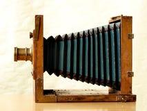 de 19de eeuwcamera Royalty-vrije Stock Afbeelding