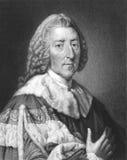 De 1st Graaf van William Pitt van Chatham Royalty-vrije Stock Fotografie