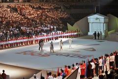 de 25ste zomer Universiade Stock Afbeelding