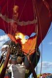 de 2de Internationale Fiesta van de Ballon van de Hete Lucht Putrajaya Royalty-vrije Stock Afbeeldingen