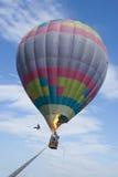 de 2de Internationale Fiesta van de Ballon van de Hete Lucht Putrajaya Stock Afbeeldingen