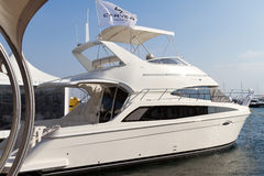 de 31ste Internationale Boot van Istanboel toont Royalty-vrije Stock Foto