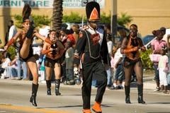 de 34ste Jaarlijkse Parade van Thanksgiving day WinterNational Stock Afbeelding