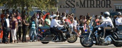 de 34ste Jaarlijkse Parade van Thanksgiving day WinterNational Royalty-vrije Stock Afbeelding