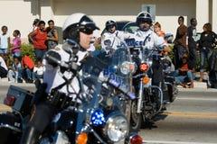 de 34ste Jaarlijkse Parade van Thanksgiving day WinterNational Royalty-vrije Stock Afbeeldingen