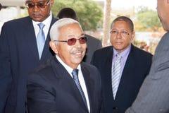 De 35ste verjaardag van Onafhankelijkheid van Kaapverdië Royalty-vrije Stock Foto