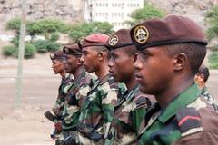 De 35ste verjaardag van Onafhankelijkheid van Kaapverdië Royalty-vrije Stock Afbeeldingen