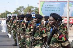 De 35ste verjaardag van Onafhankelijkheid van Kaapverdië Stock Afbeelding