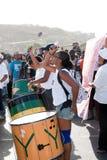 De 35ste verjaardag van Onafhankelijkheid van Kaapverdië Stock Afbeeldingen