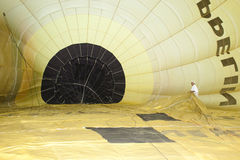 de 3de Internationale Fiesta van de Ballon van de Hete Lucht Putrajaya Royalty-vrije Stock Foto's