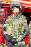 de 78ste Maleise Vieringen 2011 van de Verjaardag van het Leger Stock Afbeeldingen