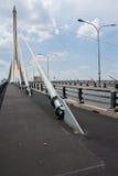 De 8ste brug van Rama, Thailand Royalty-vrije Stock Foto's