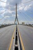 De 8ste brug van Rama, Thailand Stock Afbeeldingen