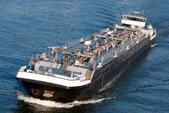De aak van de tanker Stock Fotografie
