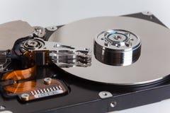 De aandrijving HDD van de harde schijf Stock Fotografie