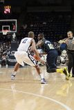 Jr. van Tim Hardaway van Michigan #10. Royalty-vrije Stock Foto's