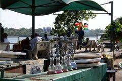 De aandrijving van mammangina mombasa royalty-vrije stock foto