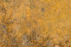 De aangetaste Textuur van het Metaal Stock Foto