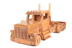 De Aanhangwagen van de tractor Stock Afbeeldingen
