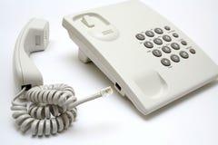 De aansluting van de telefoon Stock Fotografie