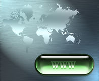 De aansluting van Internet Stock Foto's