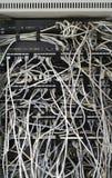 De Aanslutingen van het netwerk royalty-vrije stock afbeelding