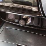 De aansteker in de auto Stock Foto