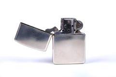 De aansteker van Zippo Royalty-vrije Stock Afbeeldingen