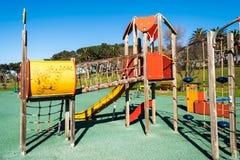 De aantrekkelijkheid van het kinderenpark royalty-vrije stock foto's