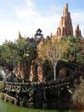 De aantrekkelijkheid van kinderen in Disneyland, Parijs royalty-vrije stock afbeelding