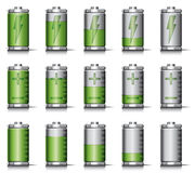 De aanvulling van Batterij Royalty-vrije Stock Afbeelding