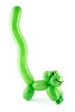De aap van de ballon Stock Foto's
