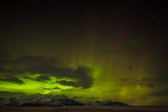 De Aard van IJsland stock foto