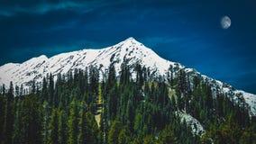De aard van de landschapsfotografie stock foto's