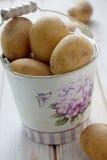 De aardappels van de baby Royalty-vrije Stock Foto's