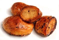 De aardappels van het braadstuk Royalty-vrije Stock Fotografie