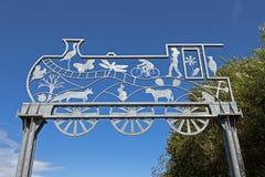 De Aardbeilijn stock afbeelding