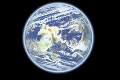 De aarde Stock Afbeeldingen
